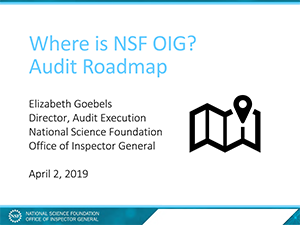 Auditors and Best Practices | 2019